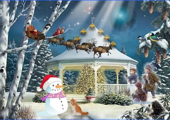 zenés karácsonyi képek KARÁCSONYI ZENÉS KÉPEK 4 zenés karácsonyi képek